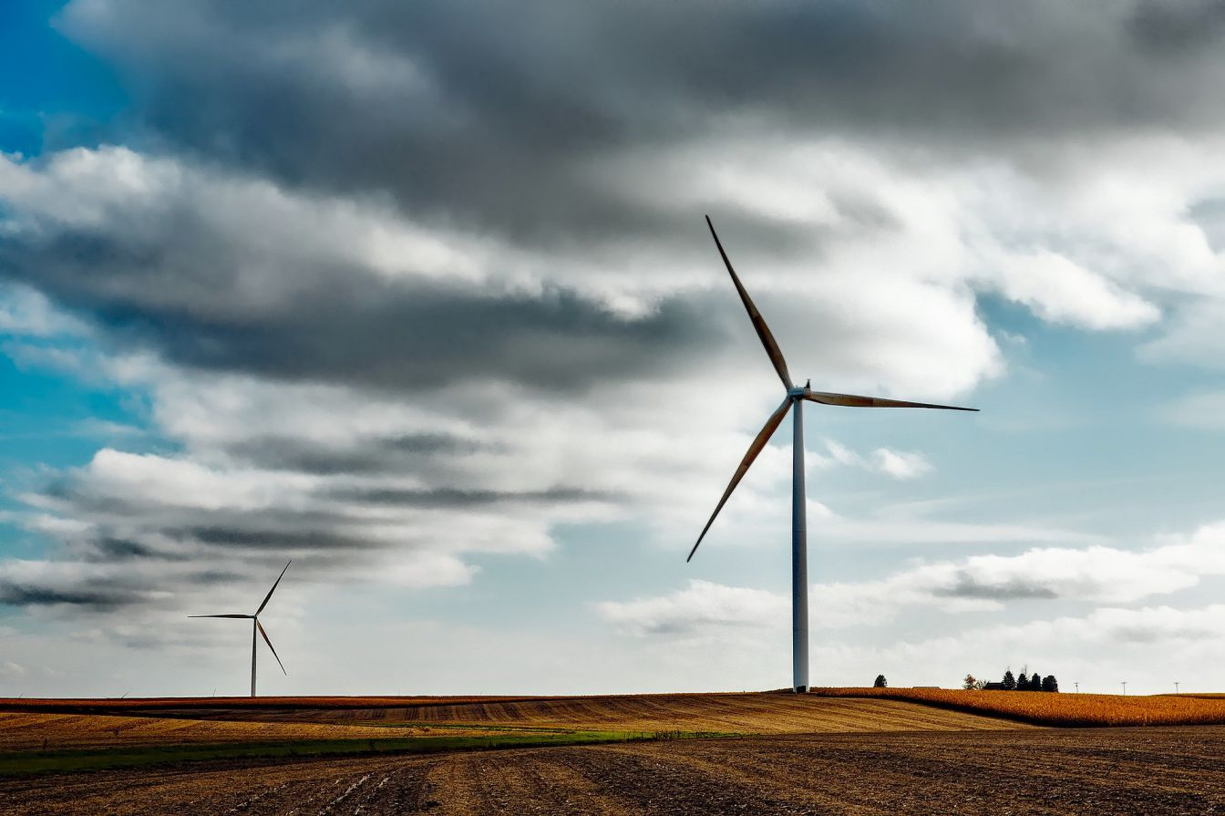 drone wind turbine inspection services