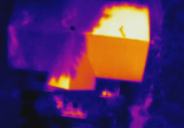 aerial thermal imaging-view-two