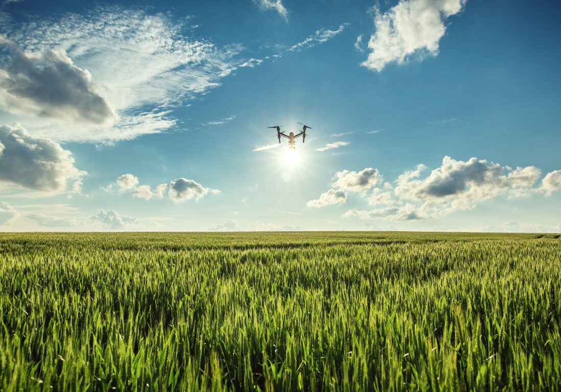 commercial drone agriculture surveying