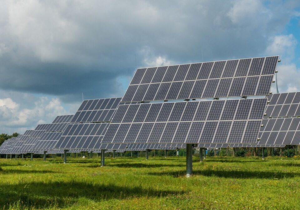 drone solar panel inspection