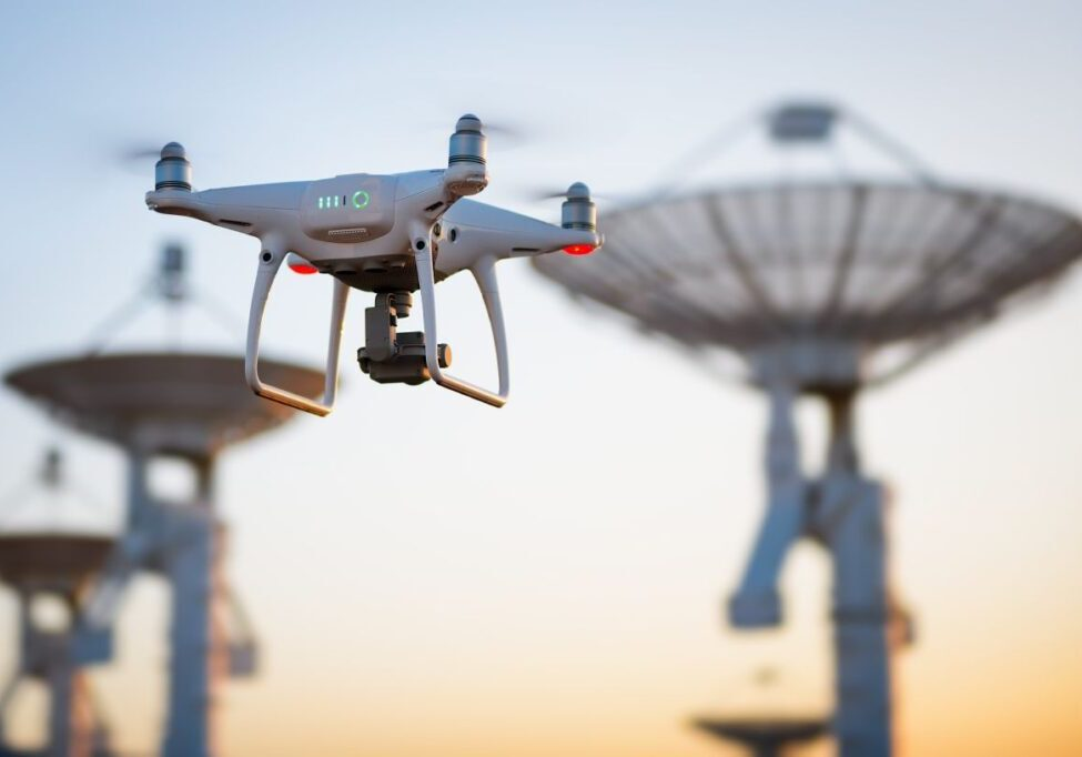 hire commercial drone company ontario